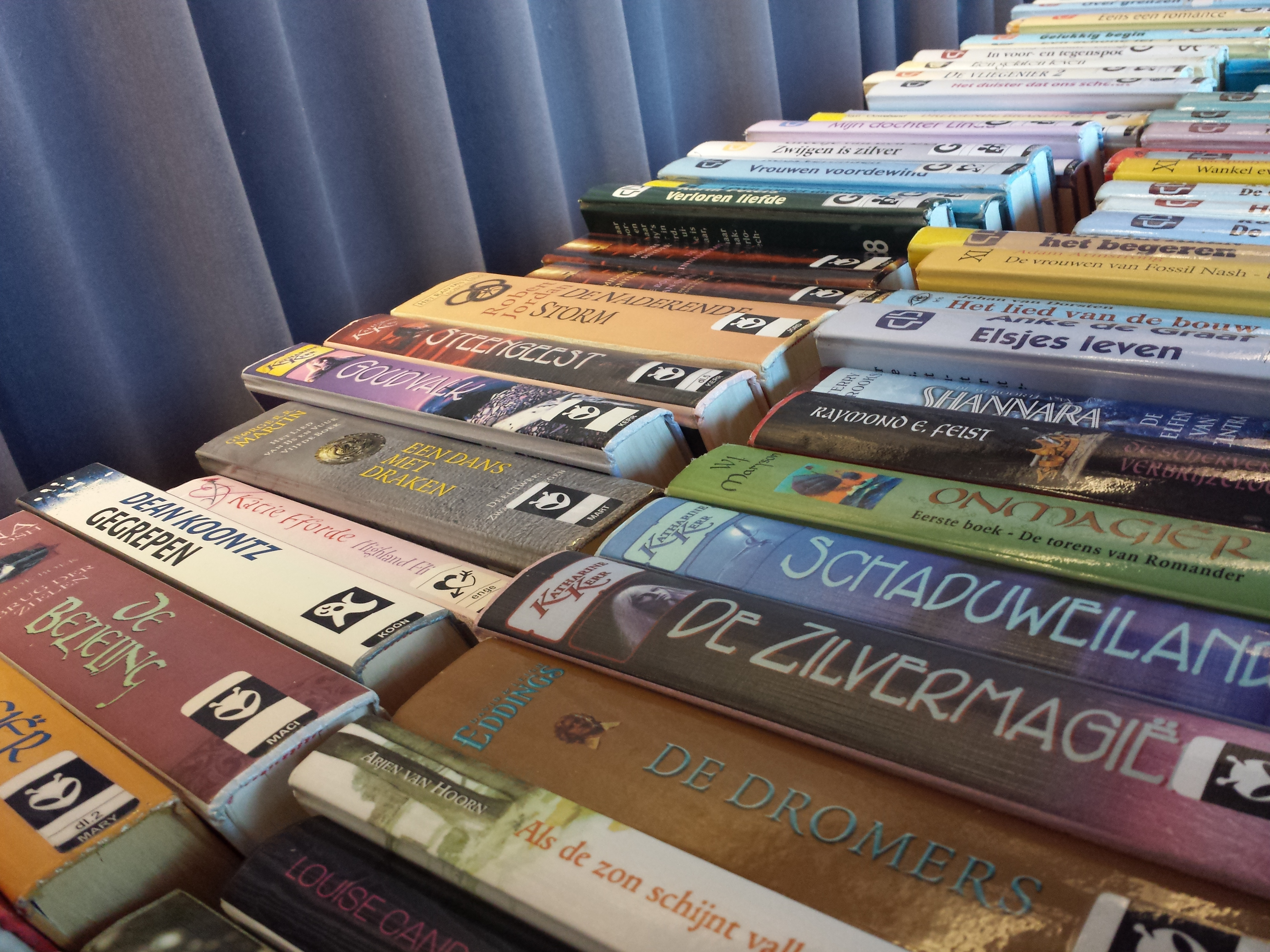 Boekenverkoop bibliotheek haarlem adorable books - Idee bibliotheek ...