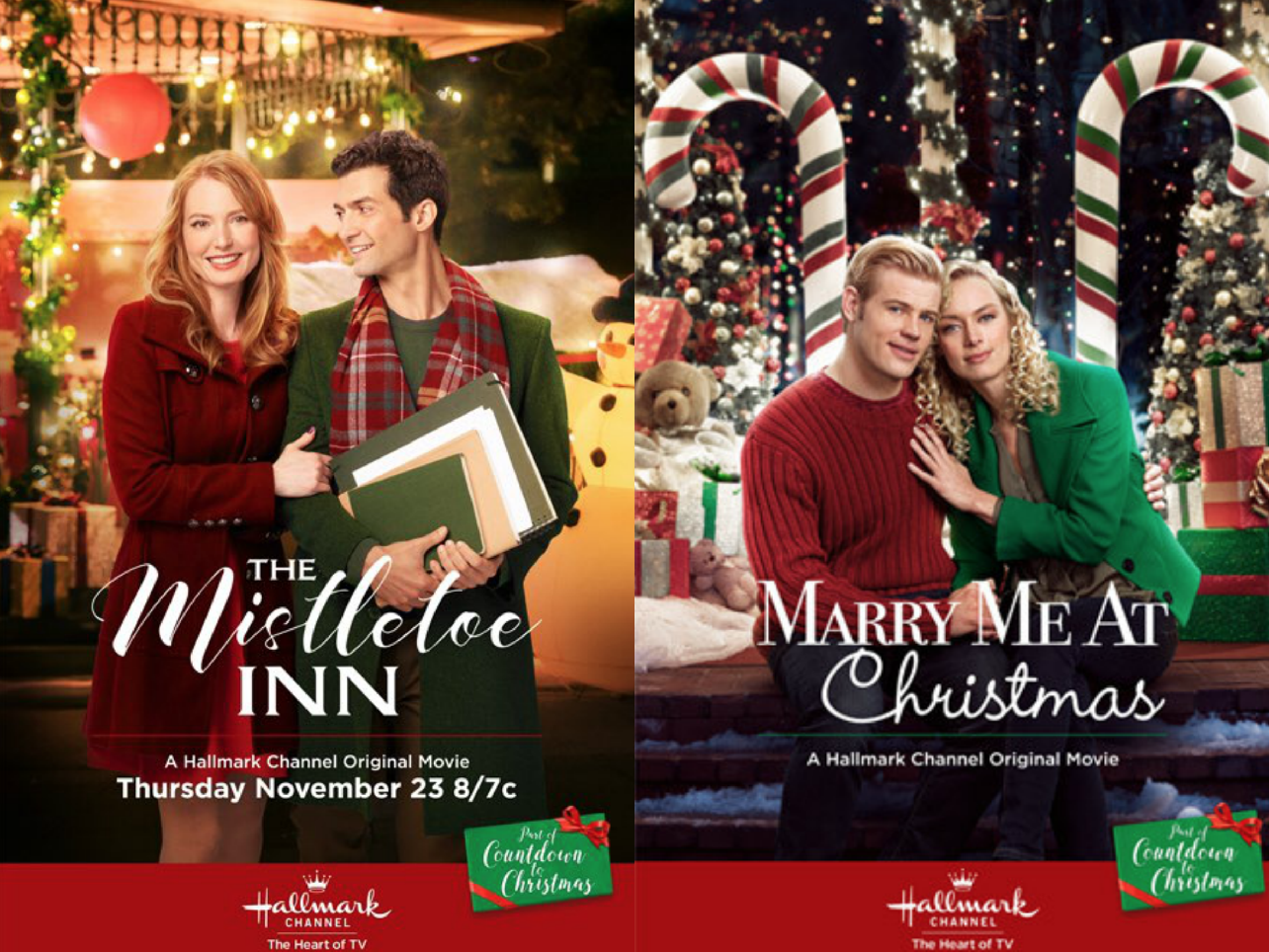 De Kerstfilms Van Hallmark Channel 2017 Adorable Books